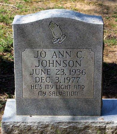 JOHNSON, JO ANN C. - Westmoreland County, Virginia | JO ANN C. JOHNSON - Virginia Gravestone Photos
