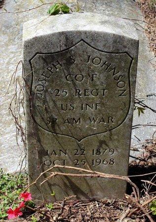 JOHNSON, JOSEPH S. - Westmoreland County, Virginia   JOSEPH S. JOHNSON - Virginia Gravestone Photos