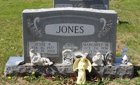 JONES, JESSE R. - Westmoreland County, Virginia   JESSE R. JONES - Virginia Gravestone Photos