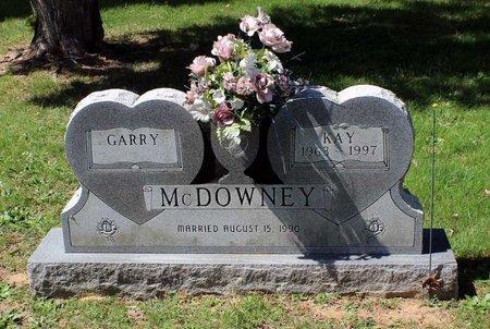 MCDOWNEY, KAY - Westmoreland County, Virginia   KAY MCDOWNEY - Virginia Gravestone Photos