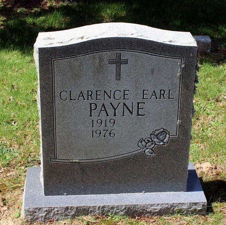 PAYNE, CLARENCE EARL - Westmoreland County, Virginia | CLARENCE EARL PAYNE - Virginia Gravestone Photos