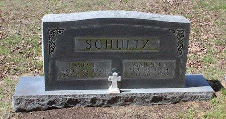 SCHULTZ, JAMES E. - Westmoreland County, Virginia   JAMES E. SCHULTZ - Virginia Gravestone Photos