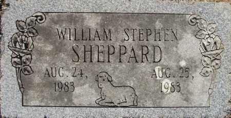 SHEPPARD, WILLIAM STEPHEN - Wythe County, Virginia   WILLIAM STEPHEN SHEPPARD - Virginia Gravestone Photos