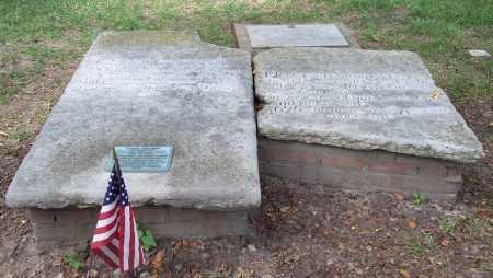 READE, COL. GEORGE - York County, Virginia | COL. GEORGE READE - Virginia Gravestone Photos