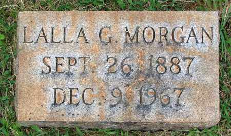 MORGAN, LALLA G. - Bedford (City of) County, Virginia   LALLA G. MORGAN - Virginia Gravestone Photos