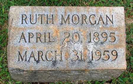 MORGAN, RUTH - Bedford (City of) County, Virginia | RUTH MORGAN - Virginia Gravestone Photos