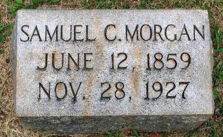 MORGAN, SAMUEL C. - Bedford (City of) County, Virginia | SAMUEL C. MORGAN - Virginia Gravestone Photos
