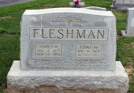 FLESHMAN, JAMES HARRISON - Covington (City of) County, Virginia | JAMES HARRISON FLESHMAN - Virginia Gravestone Photos