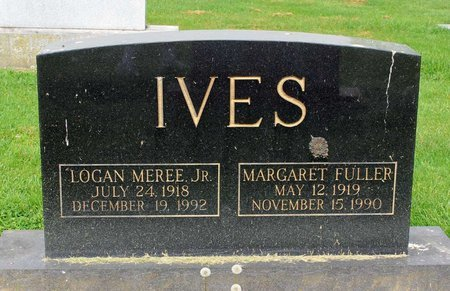 FULLER IVES, MARGARET - Covington (City of) County, Virginia   MARGARET FULLER IVES - Virginia Gravestone Photos