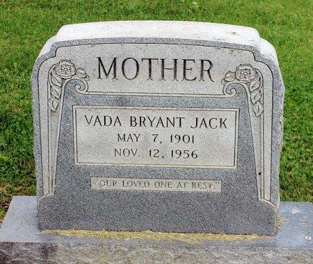 JACK, VADA - Covington (City of) County, Virginia | VADA JACK - Virginia Gravestone Photos