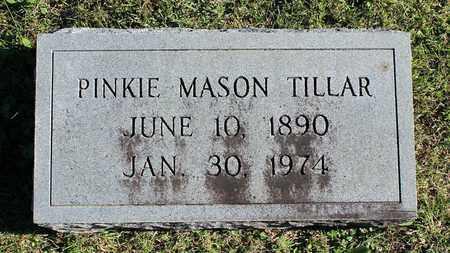 TILLAR, PINKIE MASON - Emporia (City of) County, Virginia   PINKIE MASON TILLAR - Virginia Gravestone Photos
