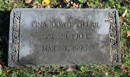 TILLAR, TINA - Emporia (City of) County, Virginia | TINA TILLAR - Virginia Gravestone Photos