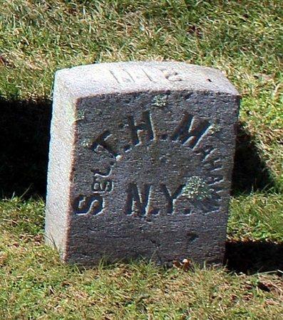 MAHAMA, THOMAS H. - Fredericksburg (City of) County, Virginia | THOMAS H. MAHAMA - Virginia Gravestone Photos