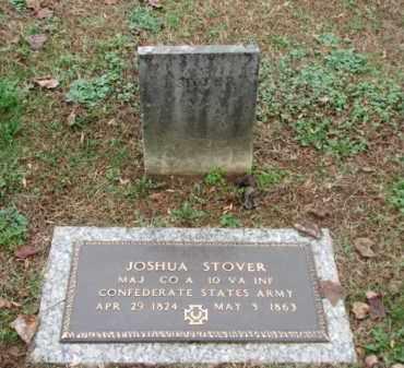 STOVER (CW), JOSHUA - Fredericksburg (City of) County, Virginia | JOSHUA STOVER (CW) - Virginia Gravestone Photos