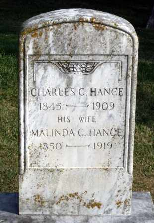 HANCE, CHARLES C. - Lexington (City of) County, Virginia | CHARLES C. HANCE - Virginia Gravestone Photos