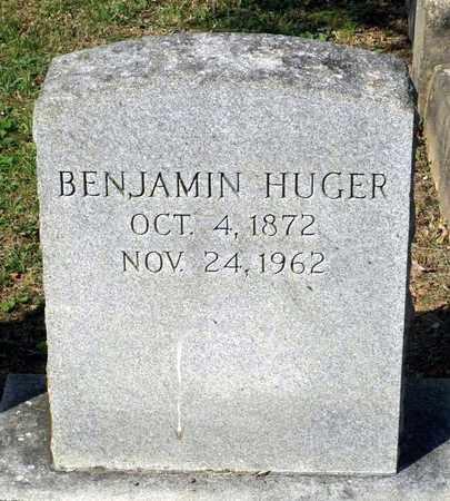 HUGER, BENJAMIN - Lexington (City of) County, Virginia | BENJAMIN HUGER - Virginia Gravestone Photos