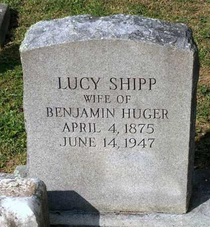 HUGER, LUCY - Lexington (City of) County, Virginia   LUCY HUGER - Virginia Gravestone Photos