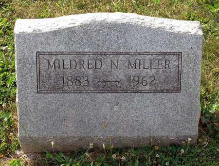 MILLER, MILDRED N. - Lexington (City of) County, Virginia | MILDRED N. MILLER - Virginia Gravestone Photos