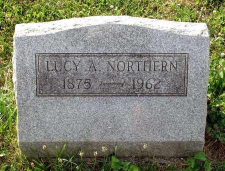 NORTHERN, LUCY A. - Lexington (City of) County, Virginia | LUCY A. NORTHERN - Virginia Gravestone Photos