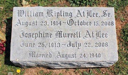 ATLEE, WILLIAM KIPLING - Lynchburg (City of) County, Virginia | WILLIAM KIPLING ATLEE - Virginia Gravestone Photos