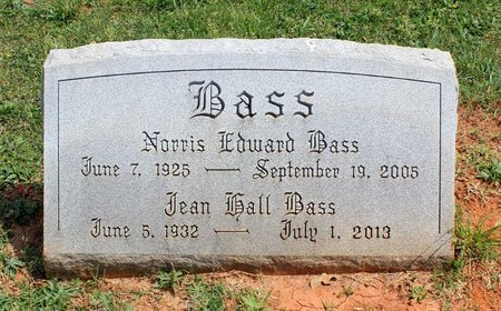 BASS, JEAN - Lynchburg (City of) County, Virginia | JEAN BASS - Virginia Gravestone Photos