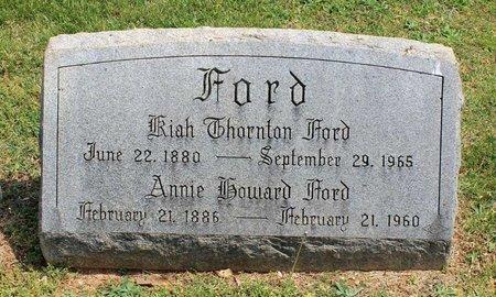 FORD, ANNIE - Lynchburg (City of) County, Virginia | ANNIE FORD - Virginia Gravestone Photos