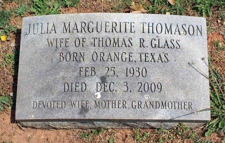 GLASS, JULIA MARGUERITE - Lynchburg (City of) County, Virginia | JULIA MARGUERITE GLASS - Virginia Gravestone Photos
