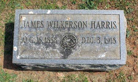 HARRIS, JAMES WILKERSON - Lynchburg (City of) County, Virginia   JAMES WILKERSON HARRIS - Virginia Gravestone Photos