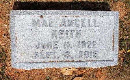 KEITH, MAE - Lynchburg (City of) County, Virginia | MAE KEITH - Virginia Gravestone Photos
