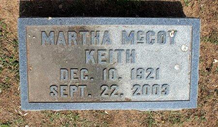 KEITH, MARTHA - Lynchburg (City of) County, Virginia | MARTHA KEITH - Virginia Gravestone Photos