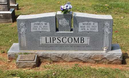 LIPSCOMB, MARIE E. - Lynchburg (City of) County, Virginia | MARIE E. LIPSCOMB - Virginia Gravestone Photos
