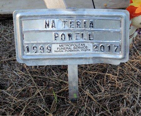 POWELL, NA TERIA - Norfolk (City of) County, Virginia | NA TERIA POWELL - Virginia Gravestone Photos