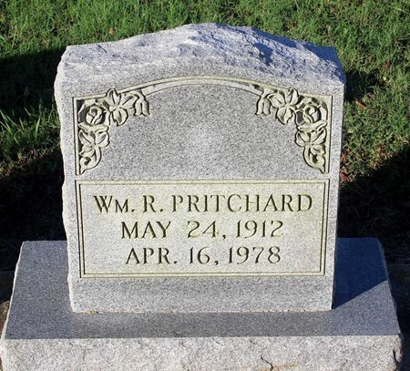 PRITCHARD, WILLIAM R. - Norfolk (City of) County, Virginia | WILLIAM R. PRITCHARD - Virginia Gravestone Photos