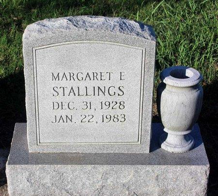 STALLINGS, MARGARET E. - Norfolk (City of) County, Virginia | MARGARET E. STALLINGS - Virginia Gravestone Photos