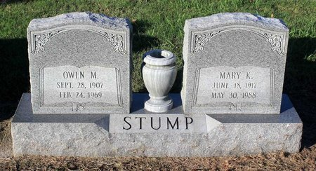 STUMP, MARY K. - Norfolk (City of) County, Virginia | MARY K. STUMP - Virginia Gravestone Photos