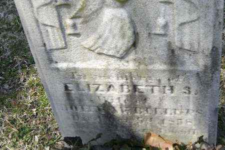BILLUPS, ELIZABETH - Norfolk (City of) County, Virginia | ELIZABETH BILLUPS - Virginia Gravestone Photos