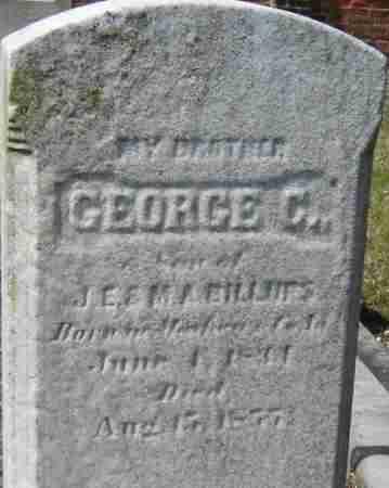 BILLUPS, GEORGE C - Norfolk (City of) County, Virginia | GEORGE C BILLUPS - Virginia Gravestone Photos