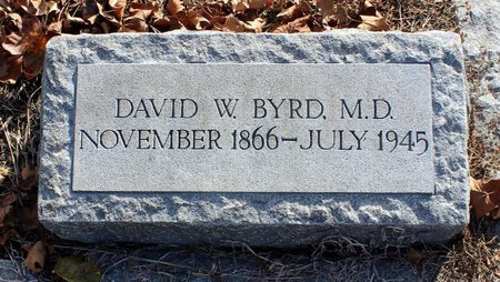 BYRD, DAVID W. - Norfolk (City of) County, Virginia | DAVID W. BYRD - Virginia Gravestone Photos