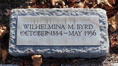 BYRD, WILHELMINA M. - Norfolk (City of) County, Virginia | WILHELMINA M. BYRD - Virginia Gravestone Photos