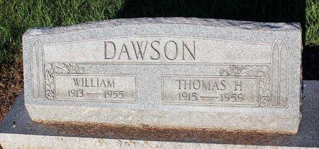 DAWSON, THOMAS H. - Norfolk (City of) County, Virginia | THOMAS H. DAWSON - Virginia Gravestone Photos