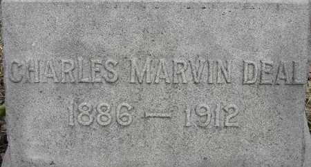 DEAL, CHARLES MARVIN - Norfolk (City of) County, Virginia | CHARLES MARVIN DEAL - Virginia Gravestone Photos