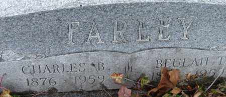 FARLEY, CHARLES B - Norfolk (City of) County, Virginia   CHARLES B FARLEY - Virginia Gravestone Photos