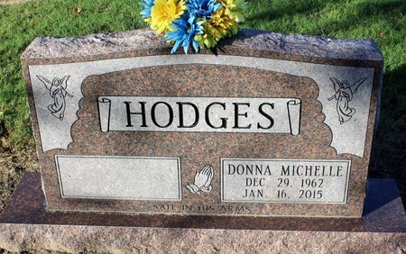 HODGES, DONNA MICHELLE - Norfolk (City of) County, Virginia   DONNA MICHELLE HODGES - Virginia Gravestone Photos