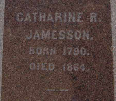 JAMESSON, CATHARINE R - Norfolk (City of) County, Virginia | CATHARINE R JAMESSON - Virginia Gravestone Photos