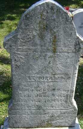KEMP, LENORA J - Norfolk (City of) County, Virginia | LENORA J KEMP - Virginia Gravestone Photos