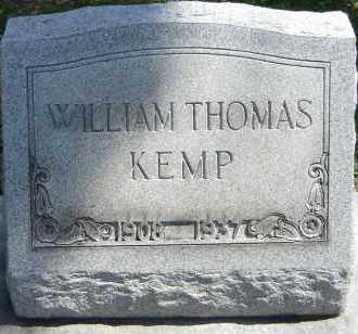 KEMP, WILLIAM THOMAS - Norfolk (City of) County, Virginia | WILLIAM THOMAS KEMP - Virginia Gravestone Photos