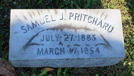 PRITCHARD, SAMUEL J. - Norfolk (City of) County, Virginia | SAMUEL J. PRITCHARD - Virginia Gravestone Photos