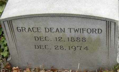 TWIFORD, GRACE DEAN - Norfolk (City of) County, Virginia | GRACE DEAN TWIFORD - Virginia Gravestone Photos