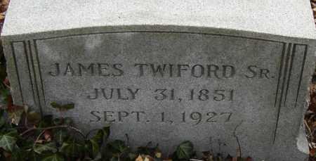 TWIFORD, JAMES - Norfolk (City of) County, Virginia   JAMES TWIFORD - Virginia Gravestone Photos