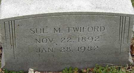 TWIFORD, SUE M - Norfolk (City of) County, Virginia   SUE M TWIFORD - Virginia Gravestone Photos